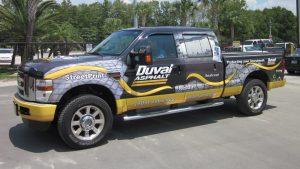 custom full vehicle wrap